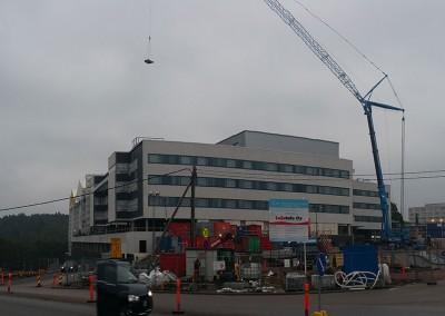 Espoo hospital
