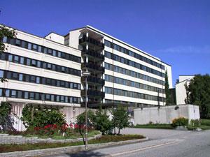 Salon aluesairaala